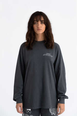 Washed Black OG Long sleeve tee