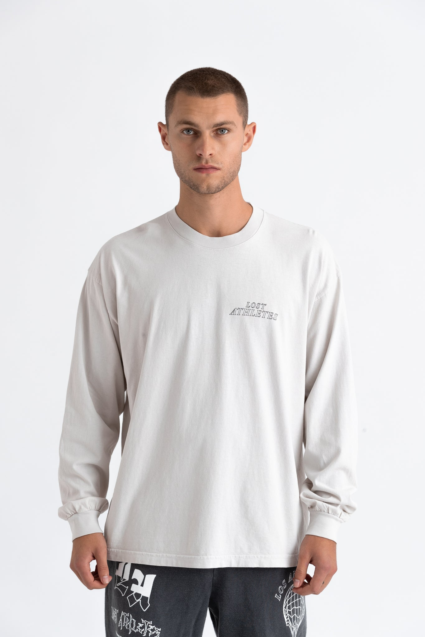 Cement OG Long sleeve tee