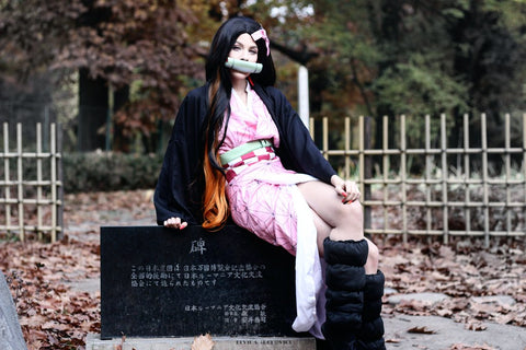 Demon Slayer cosplay costume