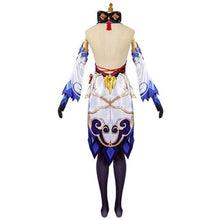 Load image into Gallery viewer, Genshin Impact Ganyu (With Boots)-anime costume-Animee Cosplay