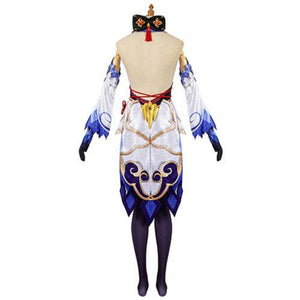 Genshin Impact Ganyu (With Boots)-anime costume-Animee Cosplay