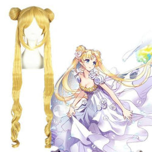 Sailor Moon-cosplay wig-Animee Cosplay