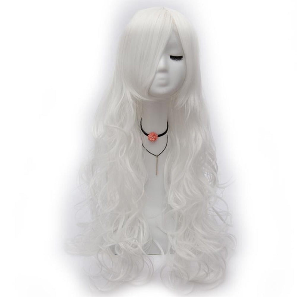 Long Curly Cosplay Wig