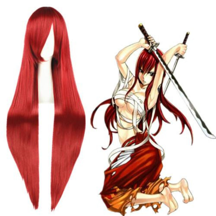 Fairy Tail - Elza Scarlet B-cosplay wig-Animee Cosplay