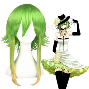 Vocaloid - Gumi 049B-cosplay wig-Animee Cosplay