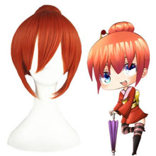 Load image into Gallery viewer, Gin Tama - Kagura-cosplay wig-Animee Cosplay