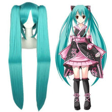 Load image into Gallery viewer, Vocaloid - Miku 075A-cosplay wig-Animee Cosplay