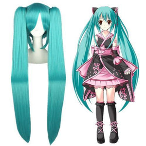 Vocaloid - Miku 075A-cosplay wig-Animee Cosplay