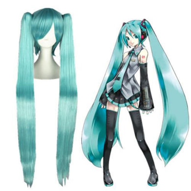 Vocaloid - Miku 075B-cosplay wig-Animee Cosplay