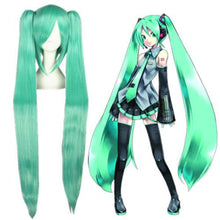 Load image into Gallery viewer, Vocaloid - Miku 075C-cosplay wig-Animee Cosplay