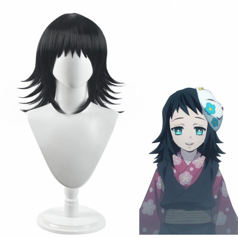 Demon Slayer-Makomo-cosplay wig-Animee Cosplay