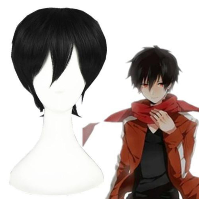 Kagerou Project - Kisaragi Shintaro-cosplay wig-Animee Cosplay