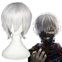 Load image into Gallery viewer, Tokyo Ghoul - Kaneki Ken-cosplay wig-Animee Cosplay