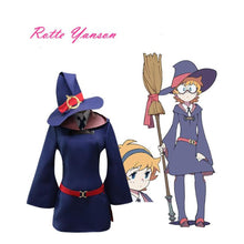 Load image into Gallery viewer, Rotte Yanson-Little Witch Academia