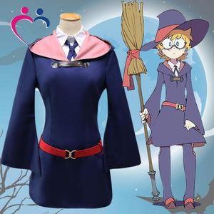 Rotte Yanson-Little Witch Academia