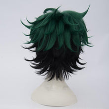Load image into Gallery viewer, My Hero Academia Anime / Deku/ Midoriya Izuku-cosplay wig-Animee Cosplay