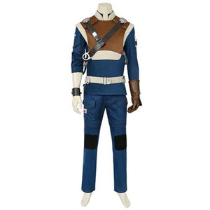 Star Wars Jedi: Fallen Order (With Boots)-movie/tv/game costume-Animee Cosplay