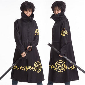 One Piece-Trafalgar Law-anime costume-Animee Cosplay