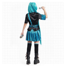 Load image into Gallery viewer, VOCALOID-Miku-anime costume-Animee Cosplay