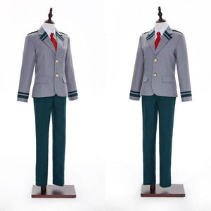My Hero Academia-Midoriya Izuku(Male)-anime costume-Animee Cosplay