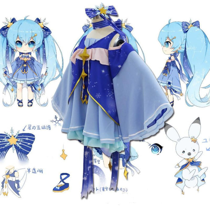 Vocaloid-Snow Miku