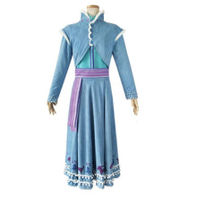 Load image into Gallery viewer, Frozen II Anna Cosplay Dress/Costume
