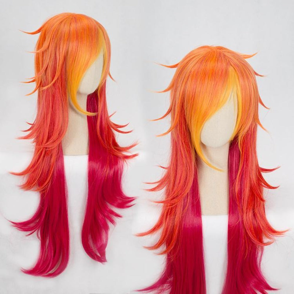 League of Legends: Star Guardian Miss Fortune-cosplay wig-Animee Cosplay