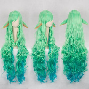 League of Legends-Soraka-cosplay wig-Animee Cosplay