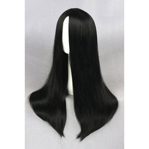 Medium Black Wig-cosplay wig-Animee Cosplay