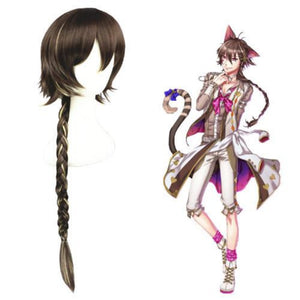 100 Sleeping Princes & the Kingdom of Dreams - Cheshire cat-cosplay wig-Animee Cosplay