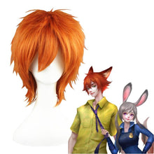 Load image into Gallery viewer, Zootopia - Nick Foxy-cosplay wig-Animee Cosplay