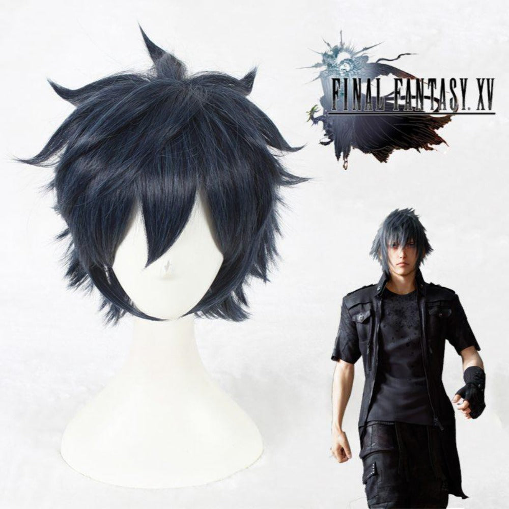 Final Fantasy XV/Noctis Lucis Caelum-cosplay wig-Animee Cosplay