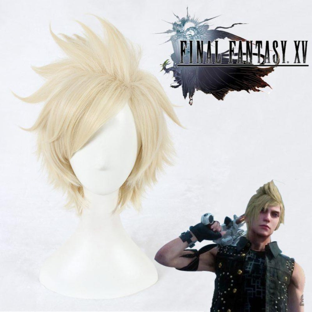 Final Fantasy XV/Prompto Argentum-cosplay wig-Animee Cosplay