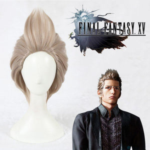 Final Fantasy XV/Ignis Scientia-cosplay wig-Animee Cosplay