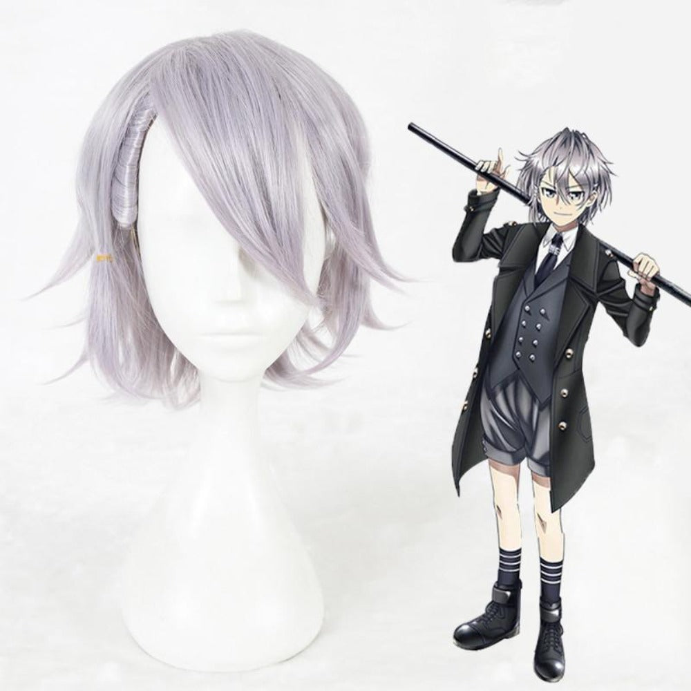 K Return Of Kings / Sukuna Gojou-cosplay wig-Animee Cosplay