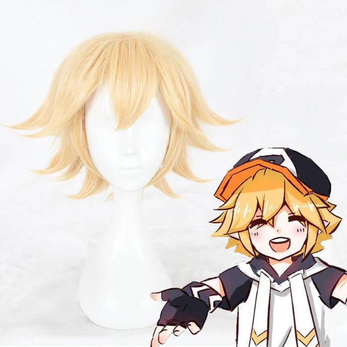 AOTU World / Jin-cosplay wig-Animee Cosplay