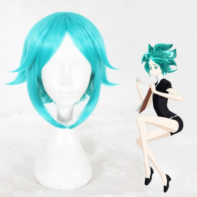 Land of the Lustrous - Phosphophyllite-cosplay wig-Animee Cosplay