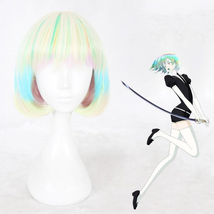 Land of the Lustrous - Diamond-cosplay wig-Animee Cosplay