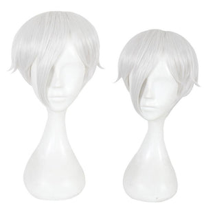 Land of the Lustrous-Antarctic Rock-cosplay wig-Animee Cosplay