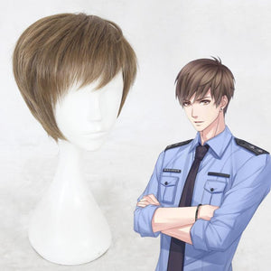 Game Love And Producer-Baiqi-cosplay wig-Animee Cosplay