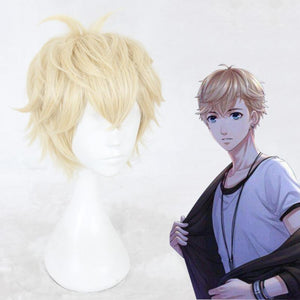 Game Love And Producer-Zhou Qiluo-cosplay wig-Animee Cosplay
