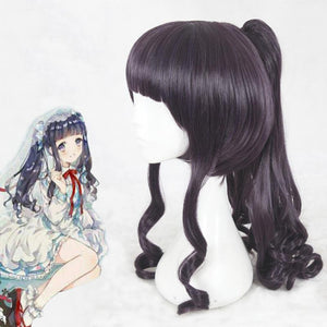 Card Captor Sakura-Tomoyo-cosplay wig-Animee Cosplay