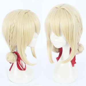 Violet Evergarden-cosplay wig-Animee Cosplay