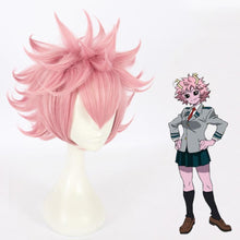 Load image into Gallery viewer, My Hero Academia-Mina Ashido-cosplay wig-Animee Cosplay