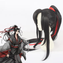 Load image into Gallery viewer, Grandmaster of Demonic Cultivation-Wei Wuxian-cosplay wig-Animee Cosplay