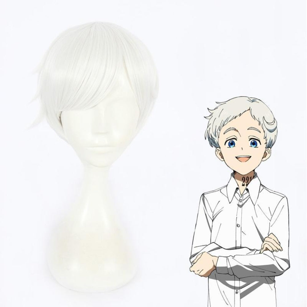 The Promised Neverland-Norman-cosplay wig-Animee Cosplay