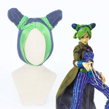Load image into Gallery viewer, JoJo's Bizarre Adventure-Jolyne Cujoh-cosplay wig-Animee Cosplay