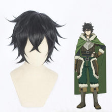 Load image into Gallery viewer, Tate no Yuusha no Nariagari-Naofumi Iwatani-cosplay wig-Animee Cosplay