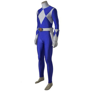 Mighty Morphin' Power Rangers Dan Tricera Ranger (With Boots)-movie/tv/game costume-Animee Cosplay