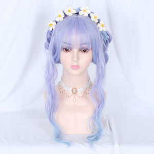 Lolita Wig Multi Color D